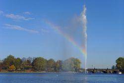 Alster Regenbogen
