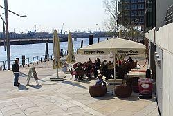 Haagen Dazs Hafencity